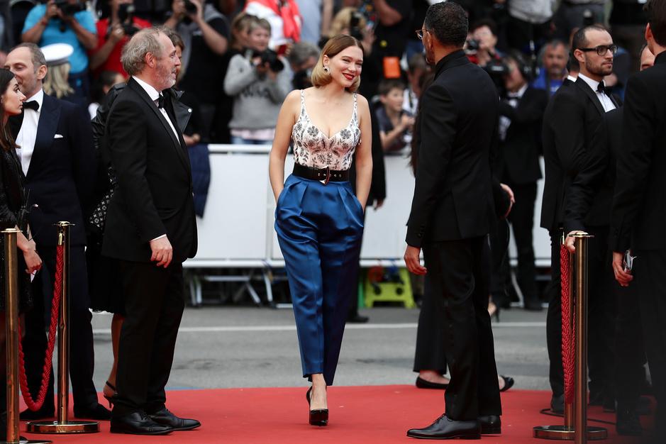 Cannes Jour 9: La montée des marches en images