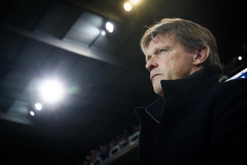 Zo ziet het resultaatvoetbal van Antwerpcoach Frank Vercauteren eruit
