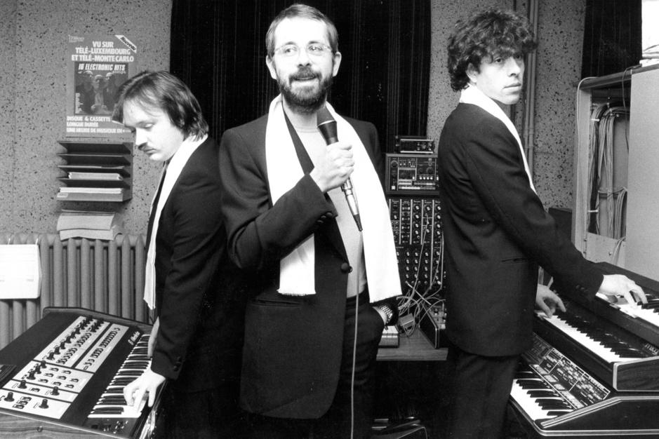 'Op Eurovisie hadden ze nog nooit een synth gezien': hoe Telex de vaandeldrager van de elektronica werd