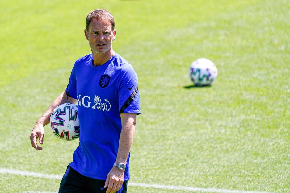 Van Ajax naar het EK: het hobbelige parcours van Nederlands bondscoach Frank de Boer