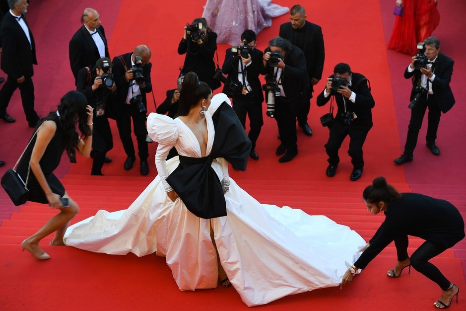 Cannes Jour 3: la montée des marches en images