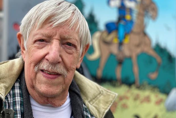 'De Blauwbloezen'-scenarist Raoul Cauvin overleden