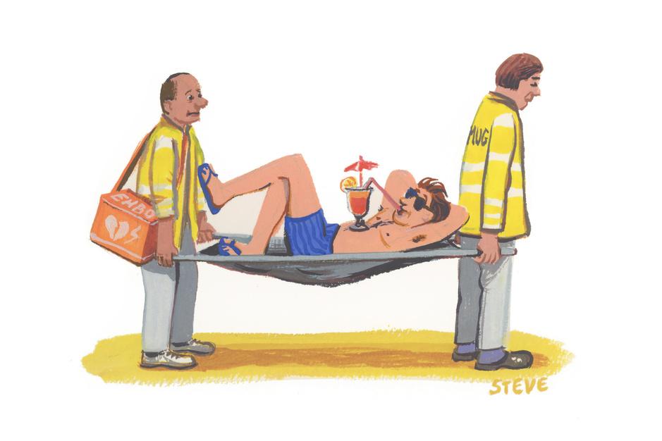 Factcheck: dat weinig vakantie nemen hart- en vaatziekten veroorzaakt, is onbewezen