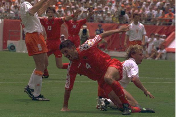 Ces matches qui vous ont fait rêver #16: Belgique-Pays-Bas (1-0)