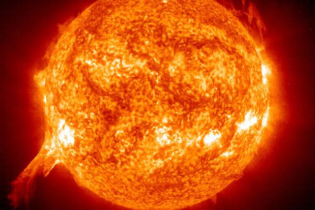 Et si une tempête solaire nous privait d'Internet?