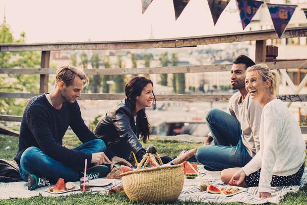 Vier stijlvol de eerste picknick van het jaar: tips en recepten