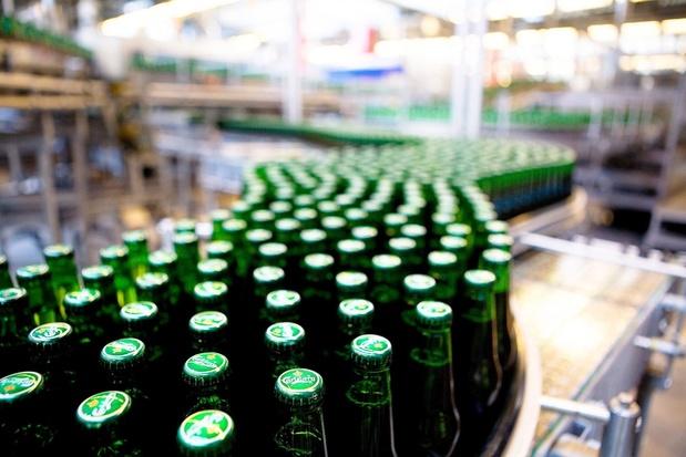 Europese bierverkoop Carlsberg flink omlaag door lockdowns