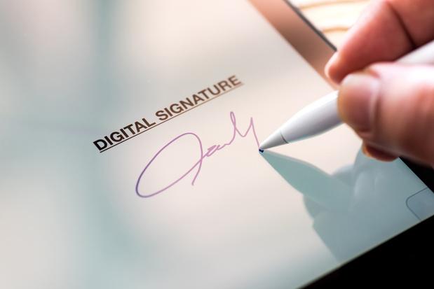Comment signer un document sans l'imprimer