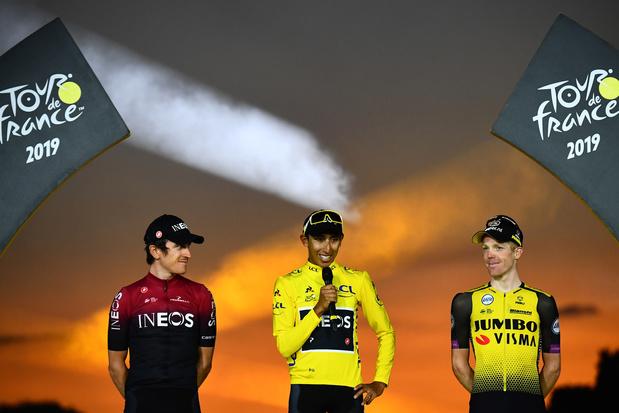Combien ont empoché les équipes du Tour de France? (classement)