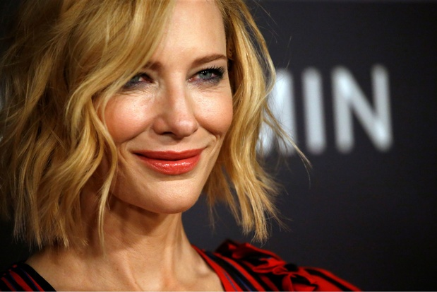 Cate Blanchett wordt juryvoorzitter op filmfestival van Venetië