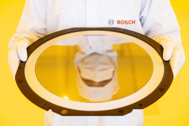 Bosch ouvre une nouvelle usine à puces à Dresde