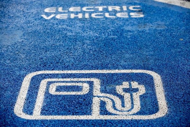 Elektrische auto's in de lift in de Europese Unie