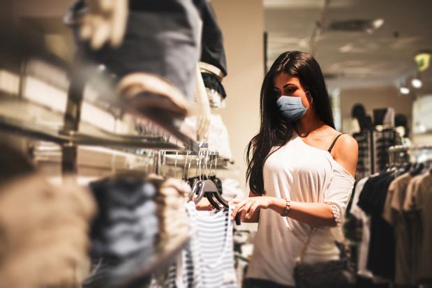 Klanten met mondmasker krijgen korting in Kortrijks winkelcentrum
