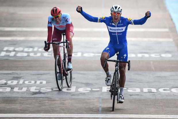 Paris-Roubaix, prévu le 11 avril, est reporté au 3 octobre