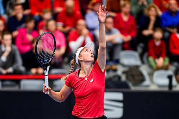 La phase finale de la Fed Cup à Budapest reportée à une date ultérieure
