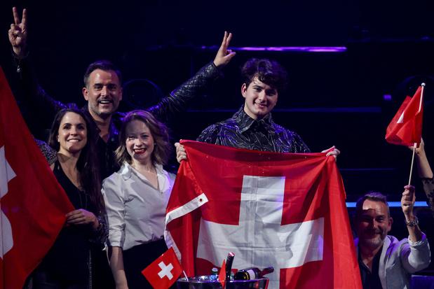Deze 26 landen gaan naar de finale van het Songfestival
