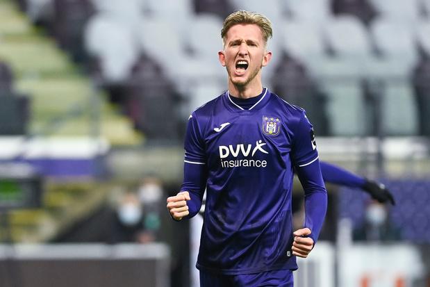 Anderlecht envoie Michel Vlap en prêt