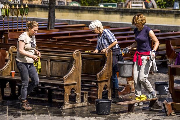 Waterschade in Nederlands Limburg loopt op tot half miljard euro
