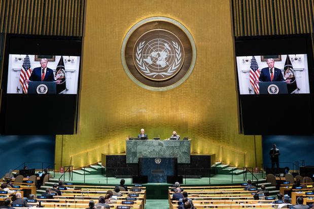 """Etats-Unis et Chine s'invectivent à l'ONU dans un climat de """"nouvelle guerre froide"""""""