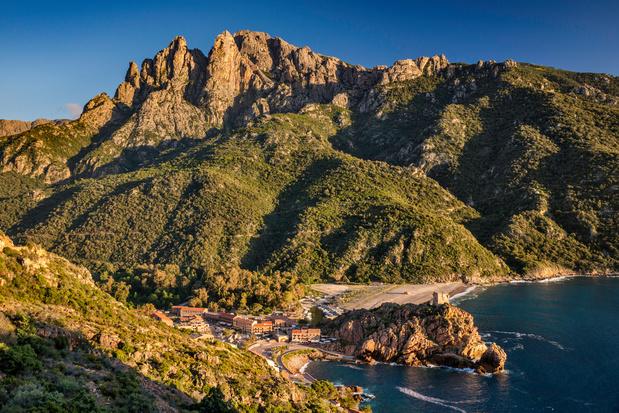 Circuit Beauté du Nord de la Corse
