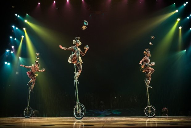Culture : un groupe de créanciers va prendre les commandes du Cirque du Soleil