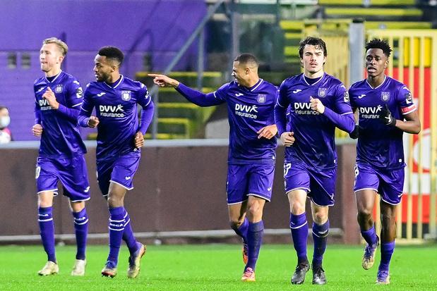 Anderlecht-Charleroi et le 'Derby des Flandres' au menu de la 17e journée de Pro League