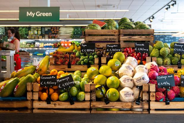 Nieuwe halalsupermarkt brengt soek-gevoel naar Antwerpen
