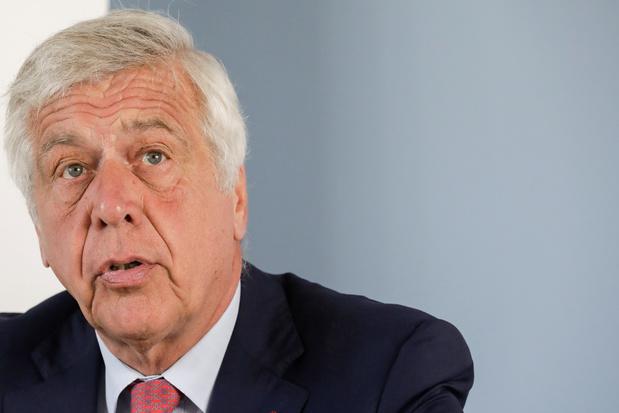 François Cornelis remplacé par Ray Stewart à la présidence de bpost