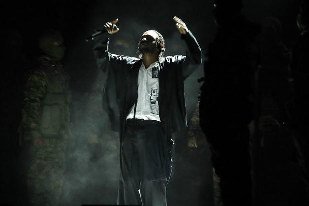 Kendrick Lamar komt naar Rock Werchter