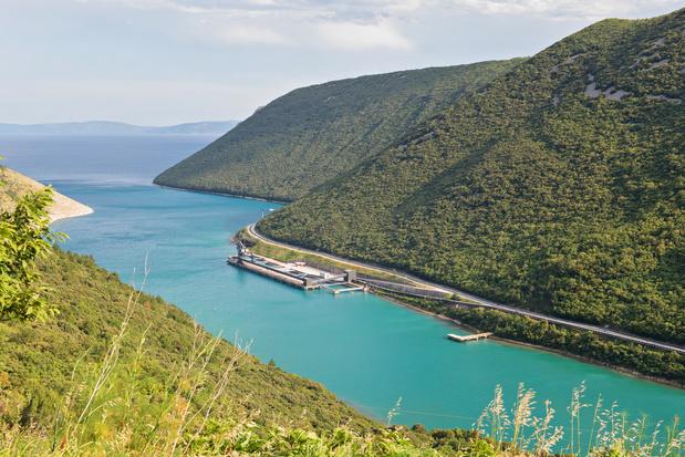 De wijngaarden van Istrië, het walhalla voor vakantiegangers op de fiets