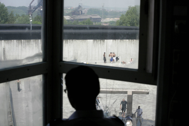 Grève à la prison d'Ittre où deux détenus ont blessé 10 agents mercredi