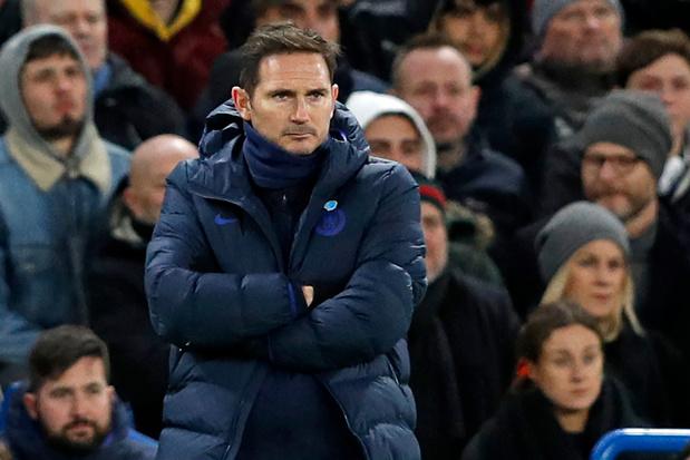 Lampard râle sur le VAR après un coup impuni reçu par Batshuayi