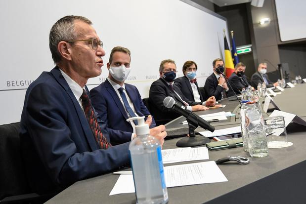 Overlegcomité: deze 'maatregelen van de laatste kans' moeten het tij keren
