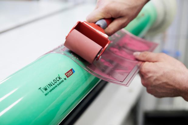 tesa Twinlock® - voor uw afdrukwerk van hoge kwaliteit