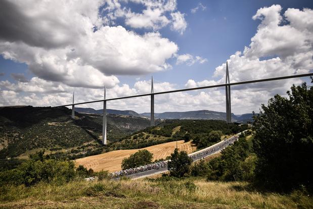 Tour de France : cinq infos sur la 7e étape (Millau/Lavaur)