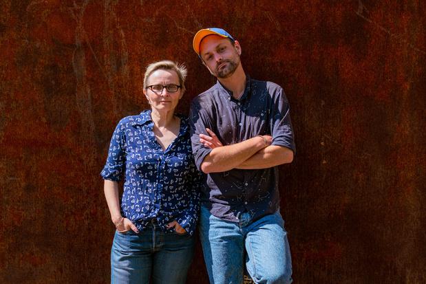 Un duo à la direction du théâtre de la Balsamine