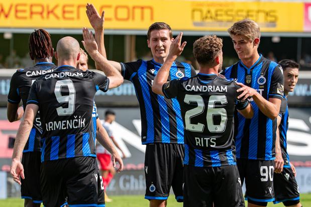 Quels adversaires pour le Club Bruges en Ligue des Champions?