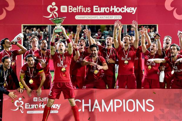 Carton: près d'un téléspectateur francophone sur cinq a assisté au triomphe des Red Lions