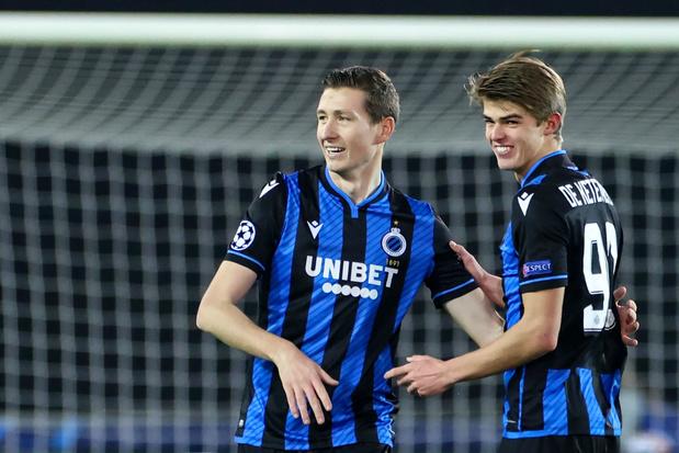 Club Brugge is al zeker van overwintering in Europa League na zege tegen Zenit
