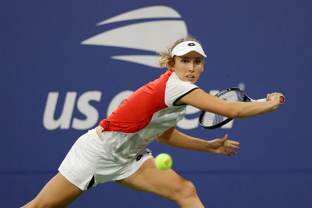 US Open: Elise Mertens n'a rien pu faire contre Sabalenka, deuxième joueuse mondiale