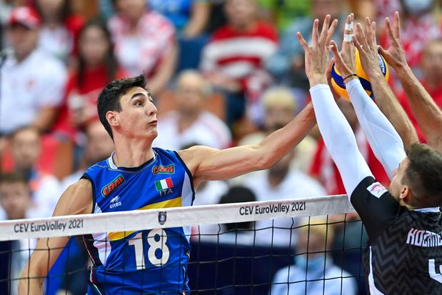 Encore un titre pour l'Italie: ils sont champions d'Europe de volley