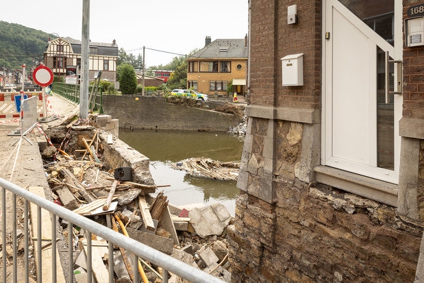 Solidarité inondations: la Wallonie n'est pas la Grèce
