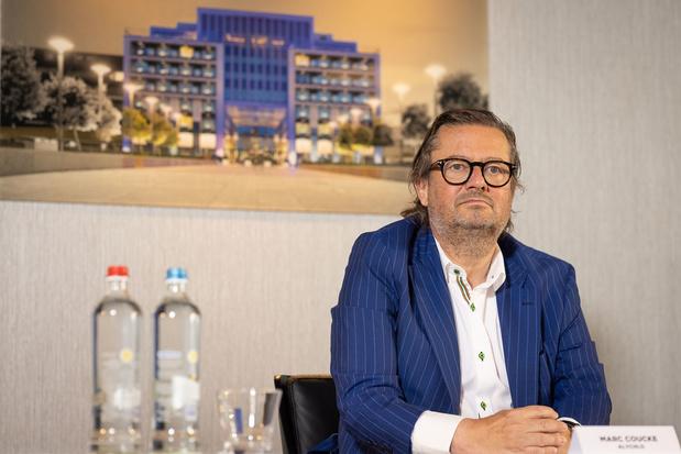 Marc Coucke s'offre l'agence d'intérim MaisonRouge