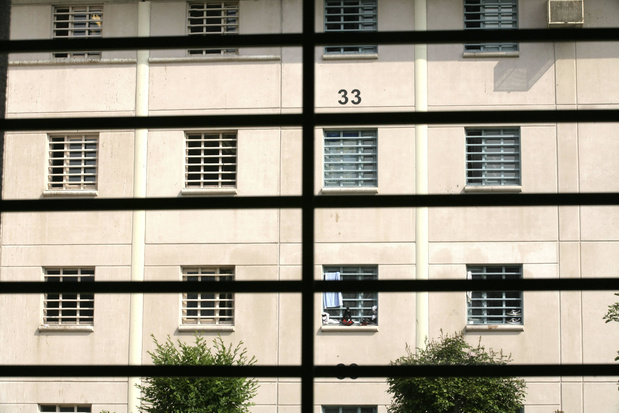 Les détenus radicalisés de la prison d'Ittre ont désormais accès au grand préau