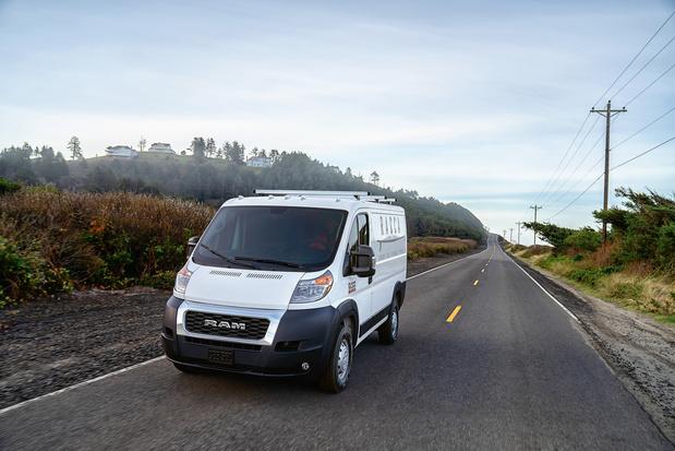 FCA en Waymo ontwikkelen samen zelfrijdende wagens