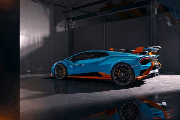 Lamborghini Huracan STO, pour les purs et durs