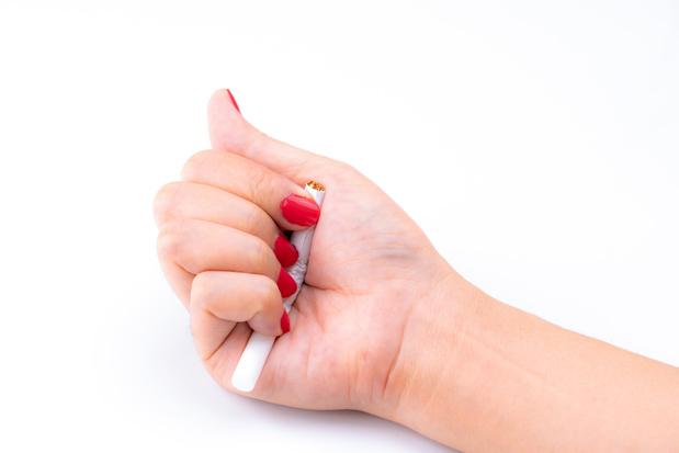 Rookstop en blaaskankerrisico bij gemenopauzeerde vrouwen