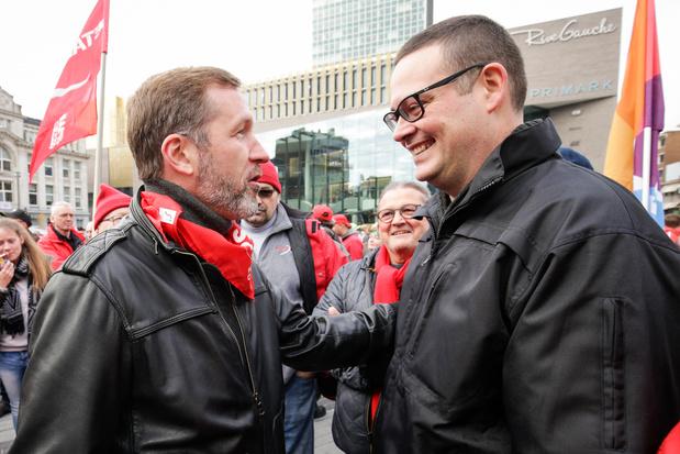 Ce 1er mai, PS et PTB ne trinqueront pas ensemble: deux gauches inconciliables? (carte blanche)