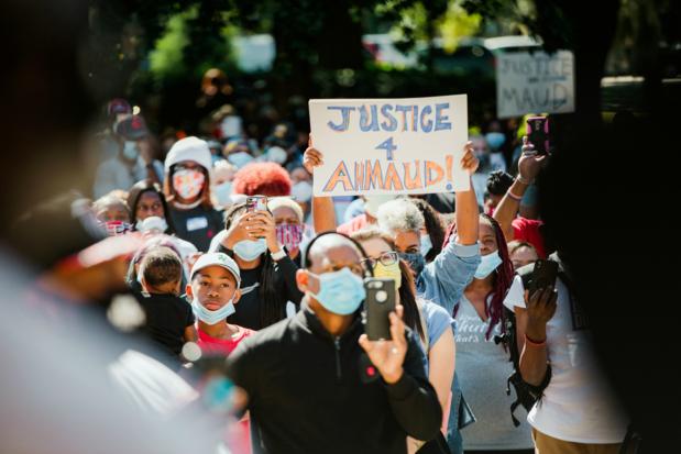 Drie verdachten van moord op zwarte jogger in Georgia officieel aangeklaagd