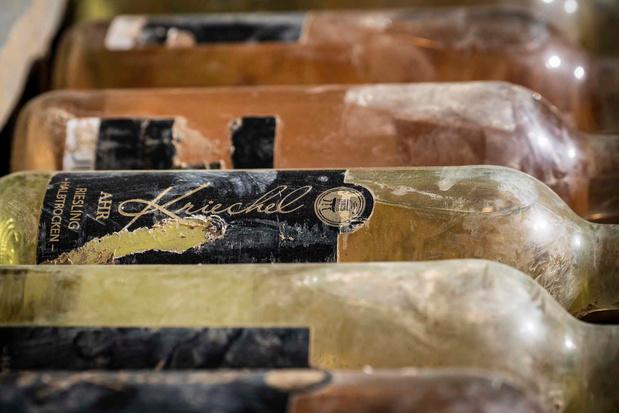 """""""Flutwein"""" (vin de crue): une cuvée sauvée des eaux"""